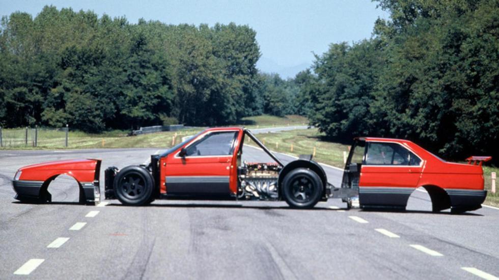 1988 Alfa Romeo 164 ProCar