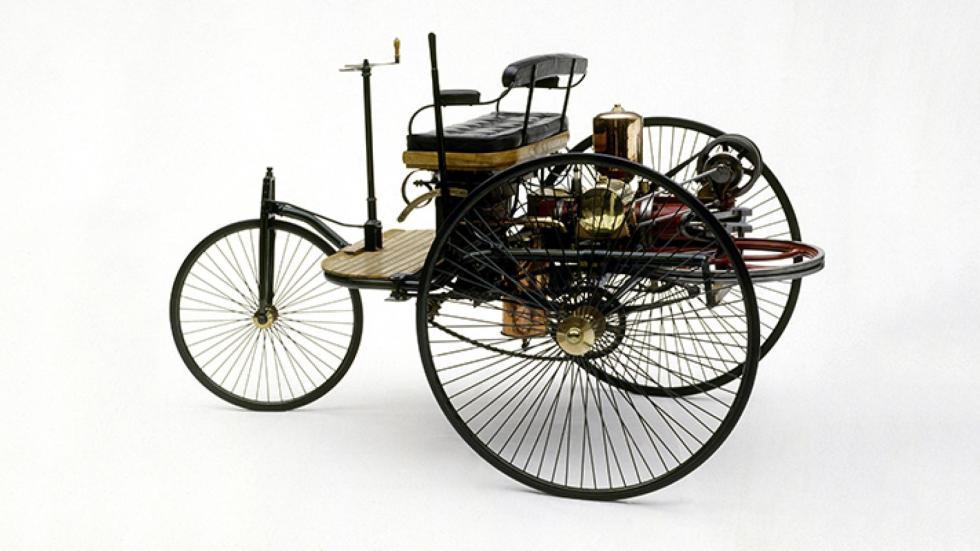 20. Benz Patent Motorwagen de 1886