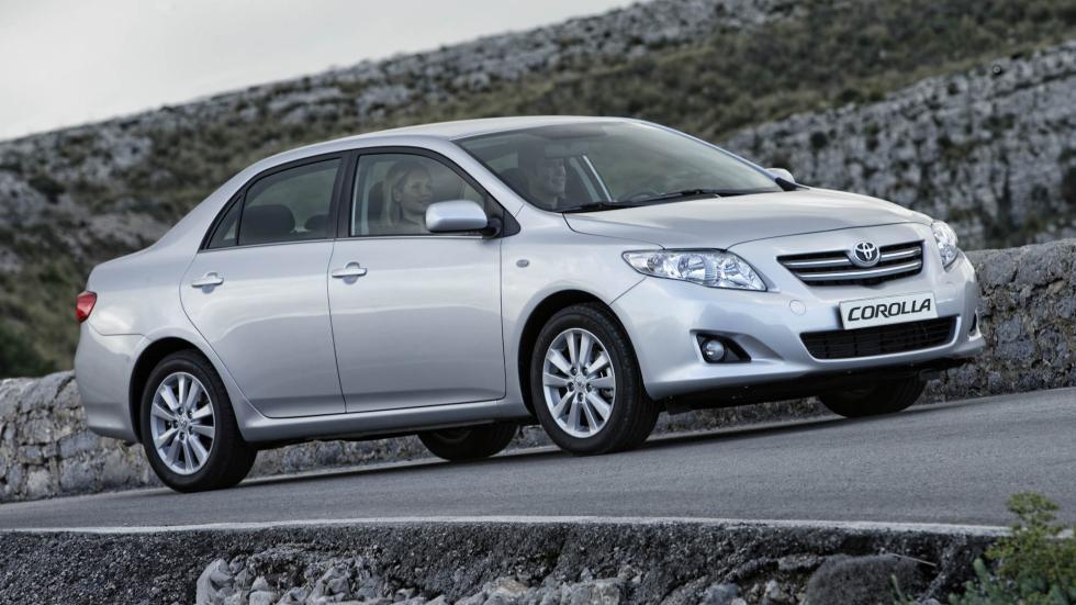 2006 - Décima Generación Toyota Corolla