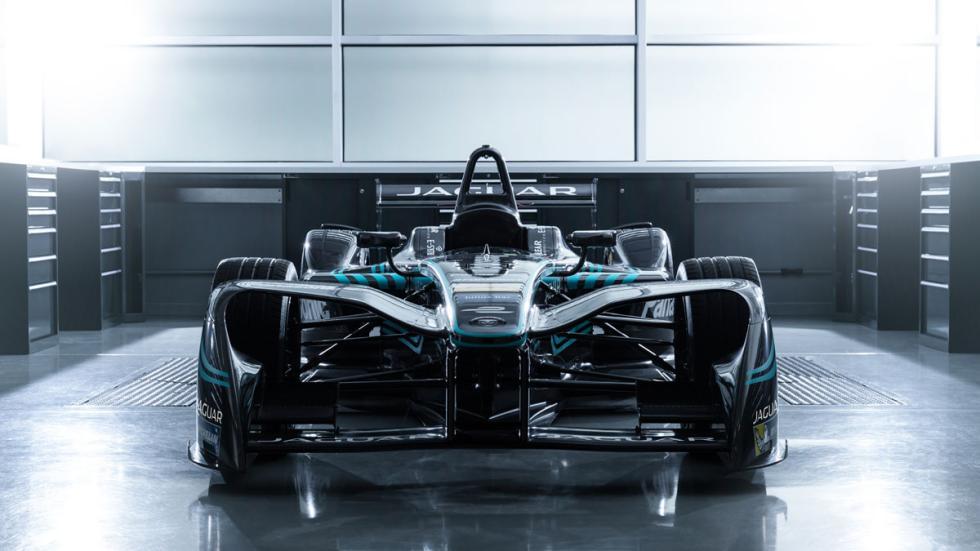 Jaguar Formula E frontal
