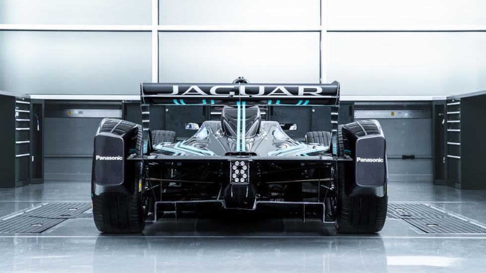 Jaguar Formula E trasera
