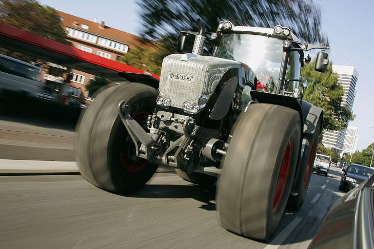 AGCO Vario, 12,4 litros, 6 cilindros, 517 CV y 2.400 Nm
