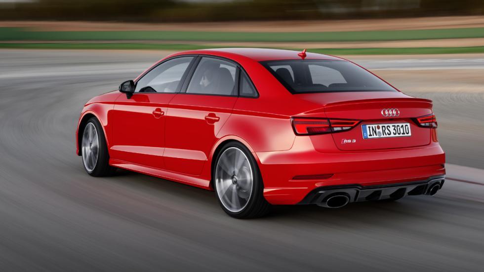 Audi RS3 Sedan zaga