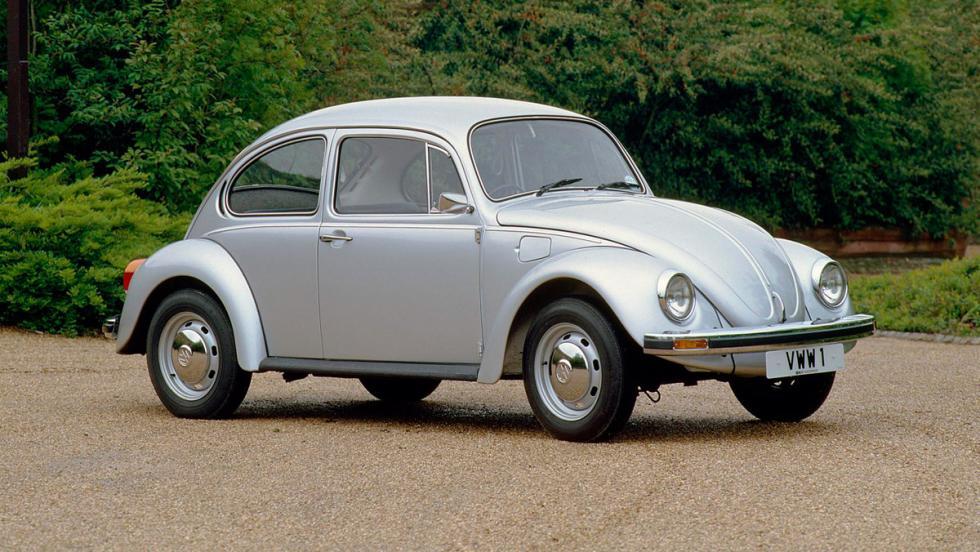 6. VW Beetle