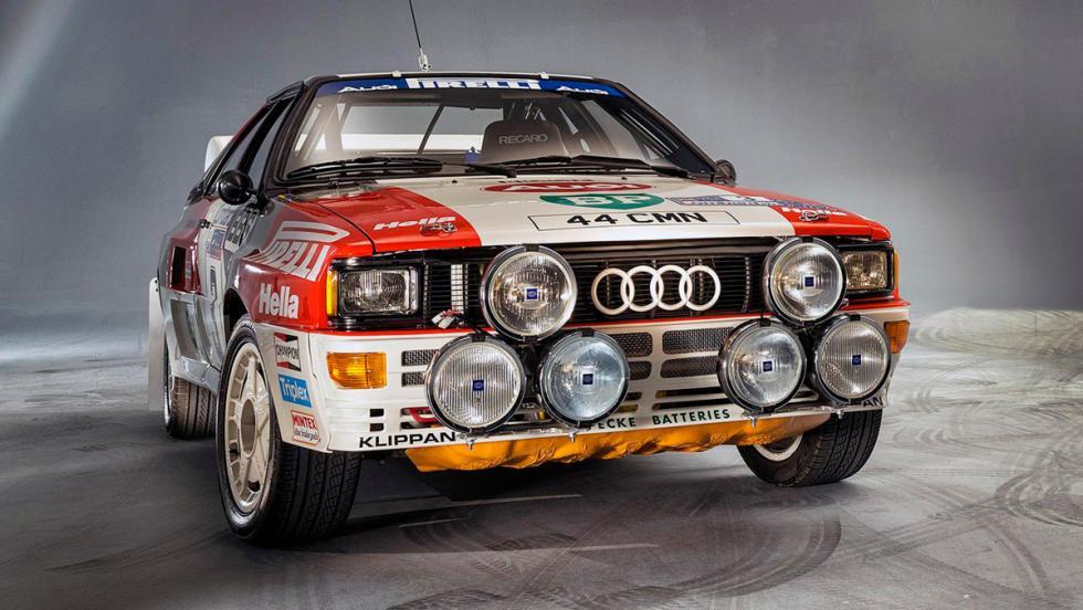 9. Audi Quattro