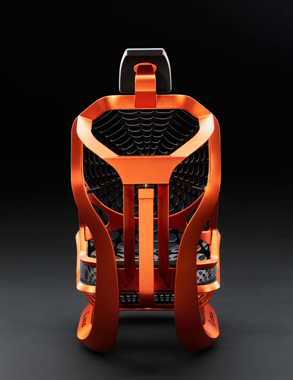 Asiento Lexus Kinetic Concept posterior