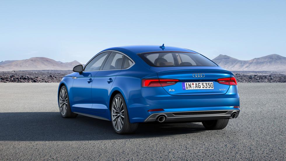 Audi A5 Sportback (II)