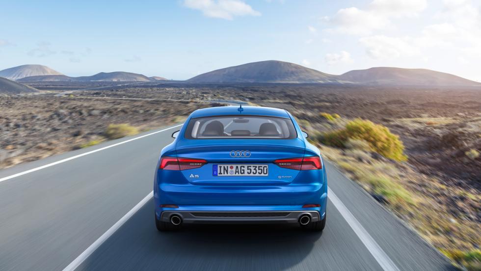 Audi A5 Sportback (IV)