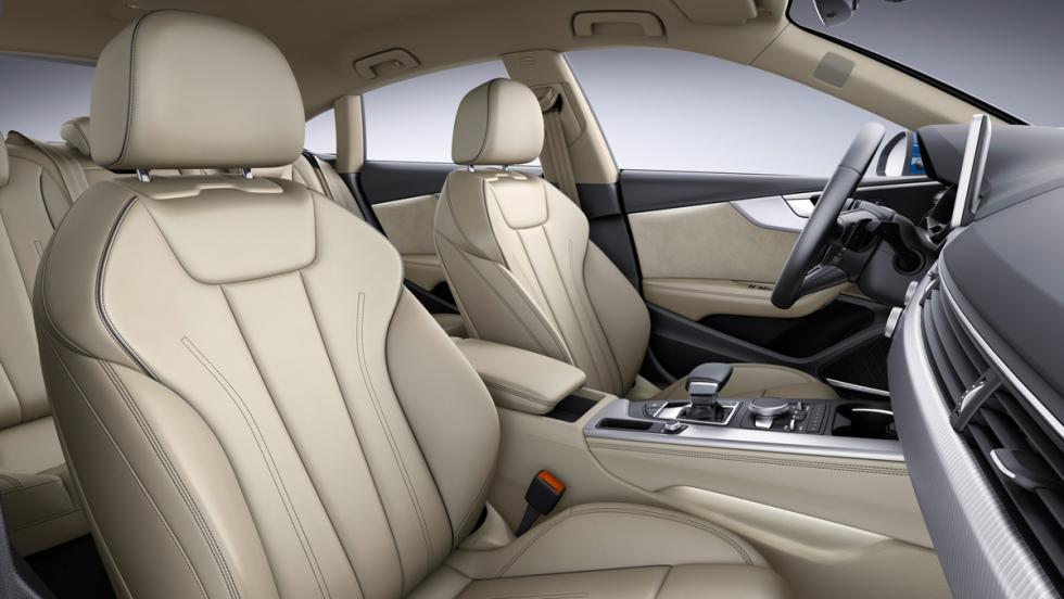 Audi A5 Sportback (VI)
