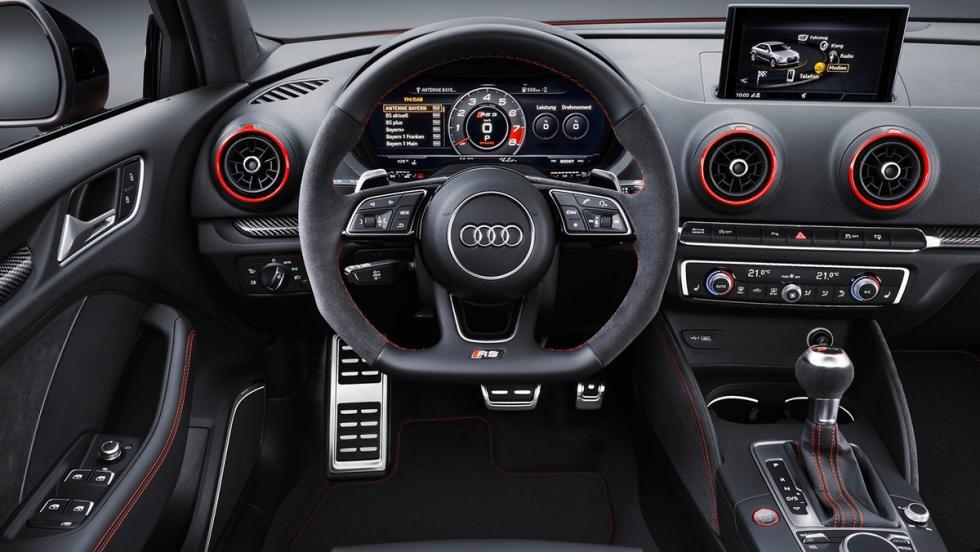 Audi RS3 Sedan 2017