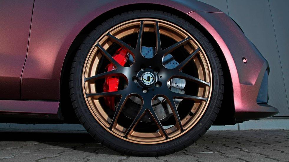 Audi RS7 PP-Performance sedan deportivo berlina lujo superdeportivo vinilo camaleónico preparacion
