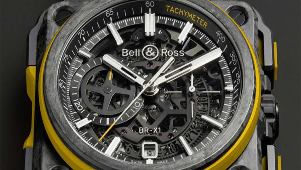 Bell&Ross y Renault
