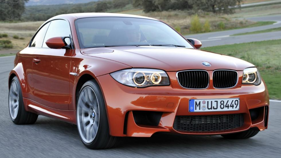 BMW 1M Coupé de Chris Harris
