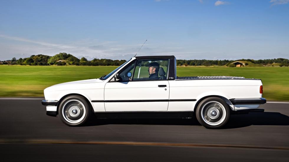 BMW M3 Pickup (e30) – 1986