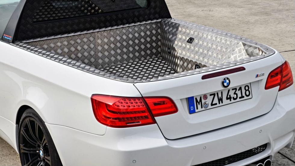 BMW M3 Pickup (e90) – 2011