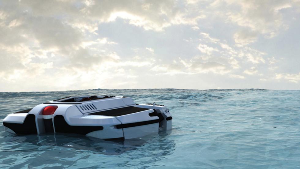 U-Boat Worx Super Yacht 3: el nuevo submarino de lujo