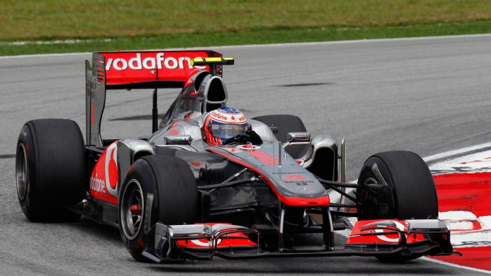 El británico se convirtió en Subcampeón del Mundo en 2011 con el MP426