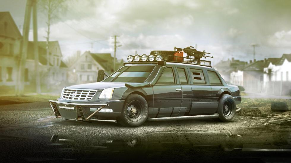Cadillac One (La bestia)