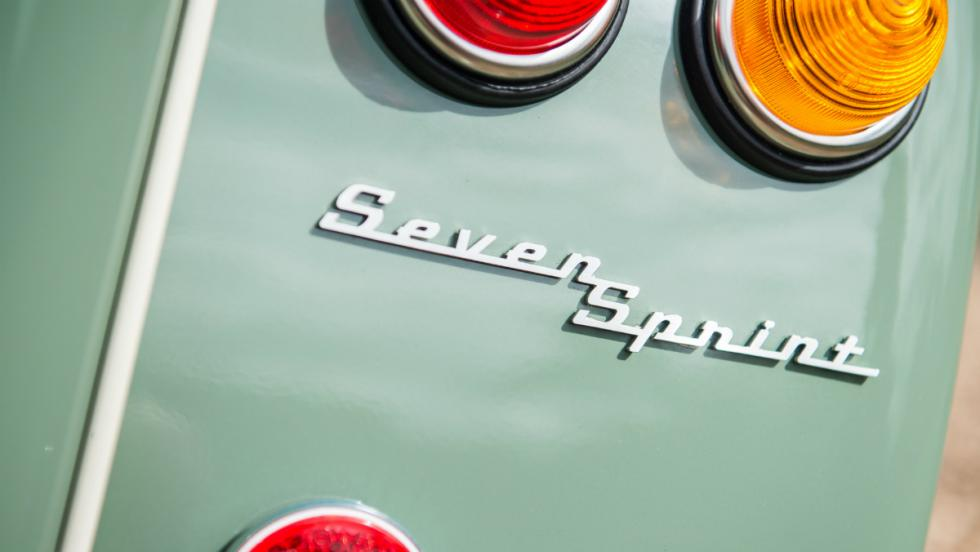Caterham Seven Sprint (XI)