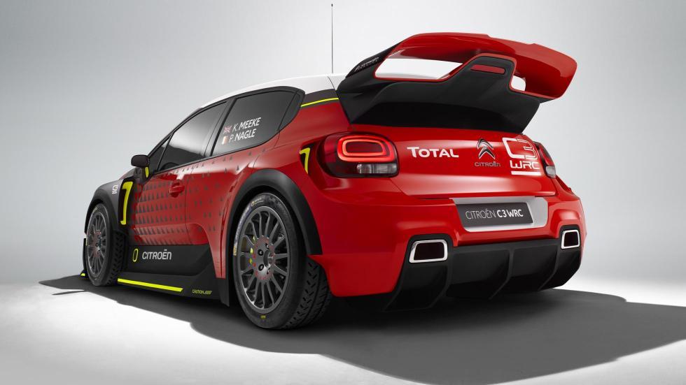 Citroën C3 WRC Concept (II)