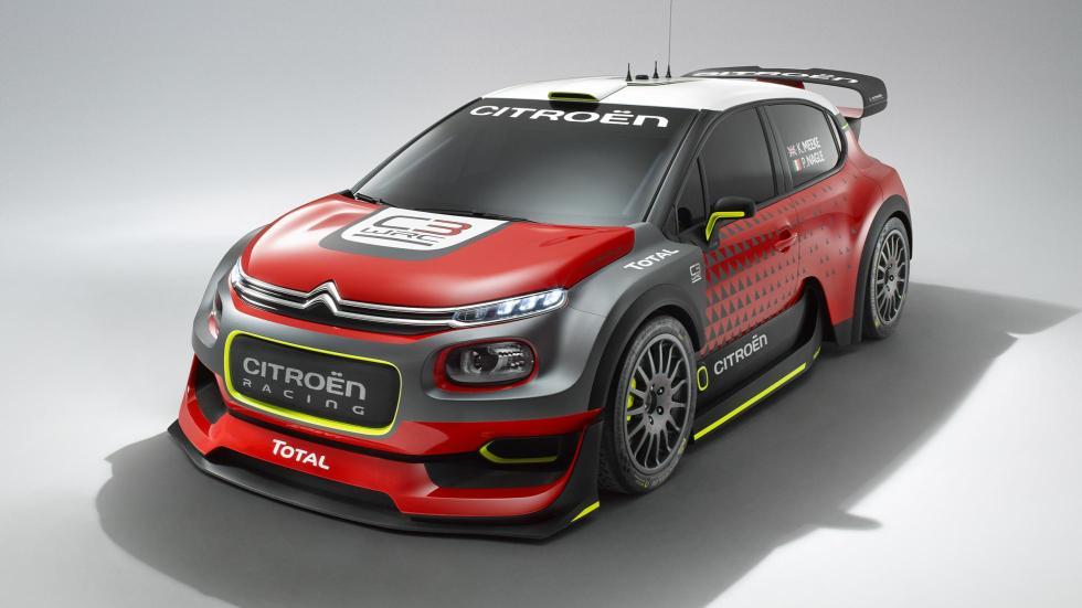 Citroën C3 WRC Concept (III)