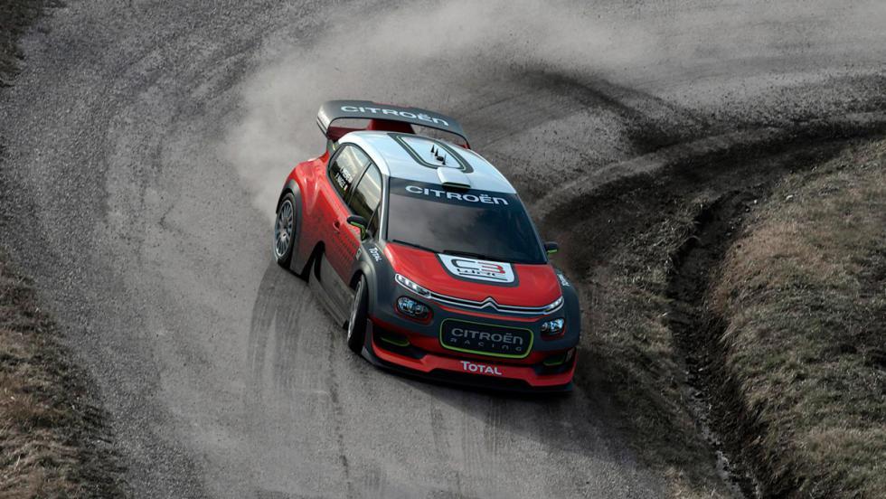 Citroën C3 WRC Concept (XVII)