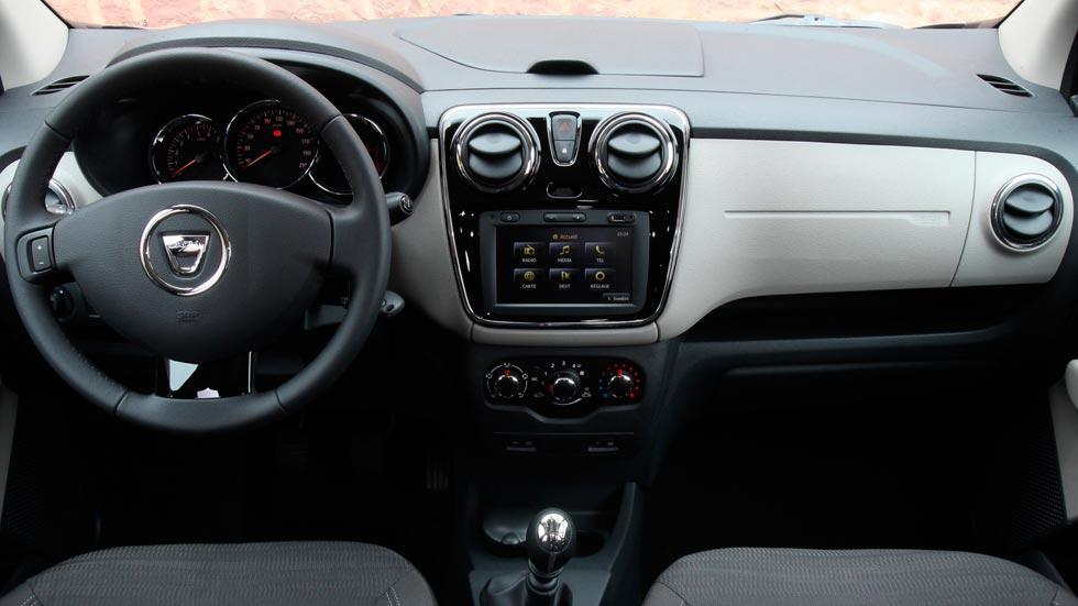 Dacia Lodgy monovolumen 7 plazas barato low cost
