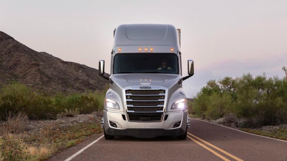 Daimler Freightliner Cascadia