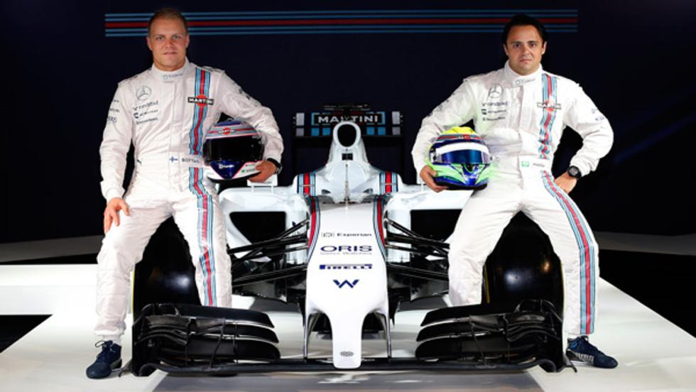 Felipe Massa fichó en 2014 por Williams y con ellos vivió una 2ª juventud