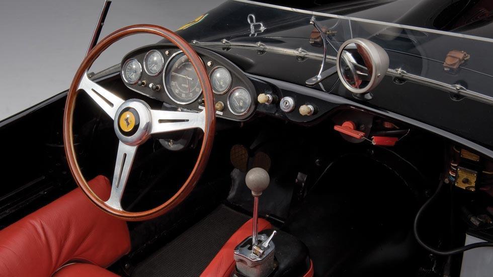 Ferrari 250 TR testa rossa deportivo clásico superdeportivo italia