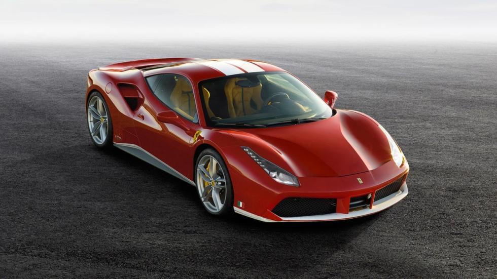 Ferrari 488 Schumacher 70 aniversario Fórmula 1 Tailor Made