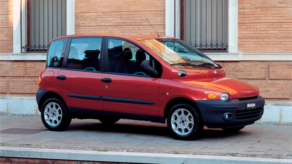 Fiat Multipla movolumen feo clásico italiano