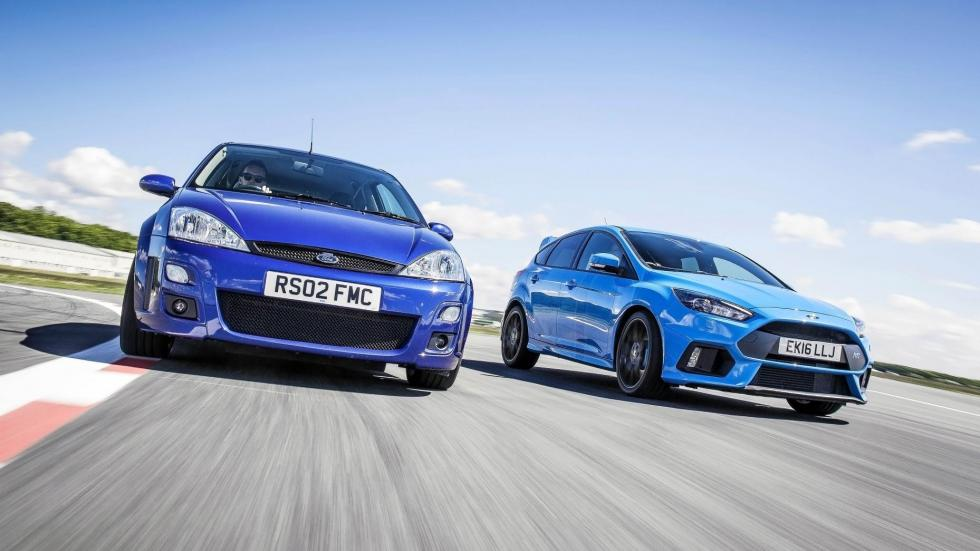 Ford Focus RS (III)