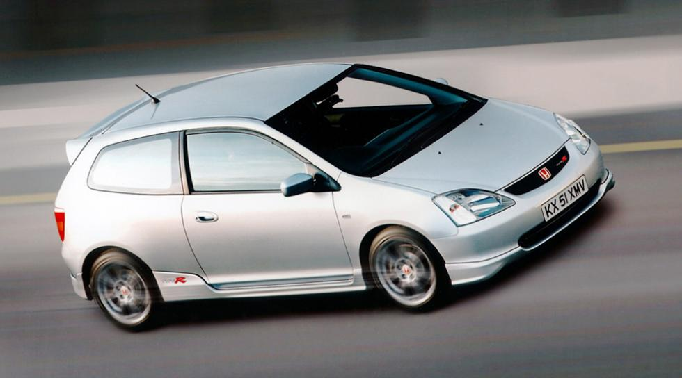 Honda Civic Type R - 2001