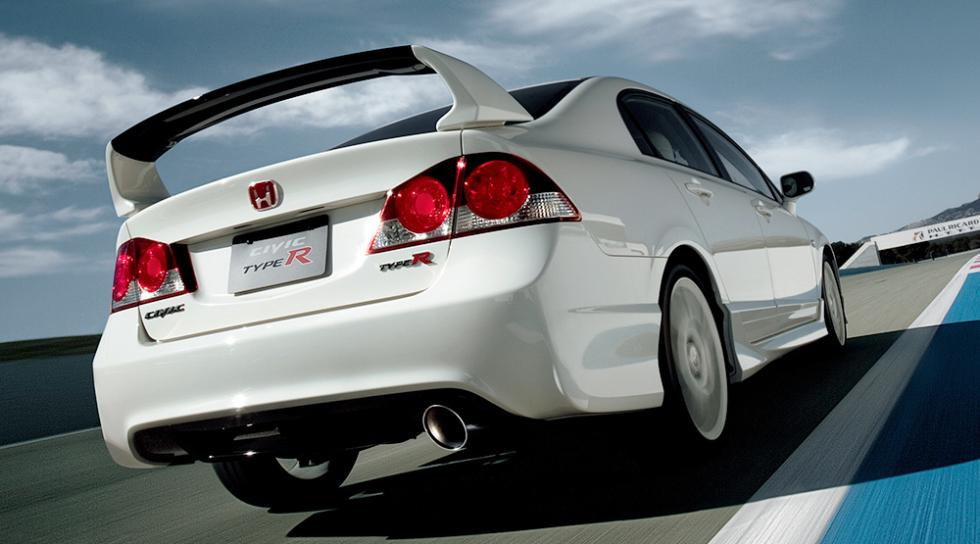Honda Civic Type R - 2007