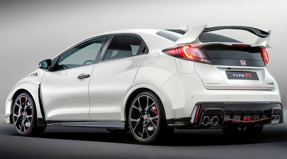 Honda Civic Type R - 2016