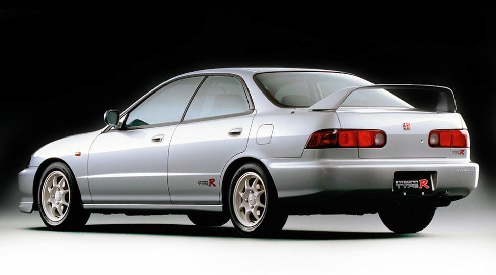 Honda Integra Type R - 1995