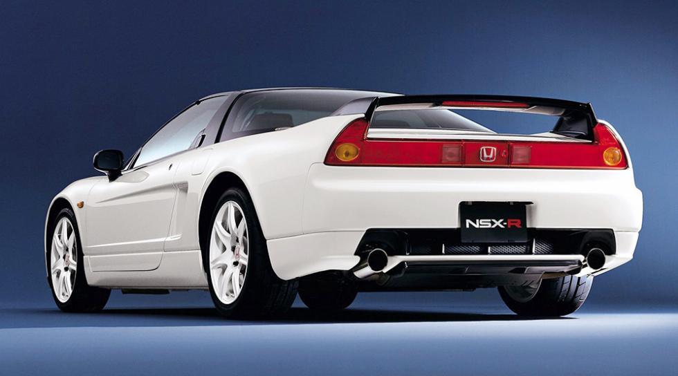 Honda NSX Type R - 2002