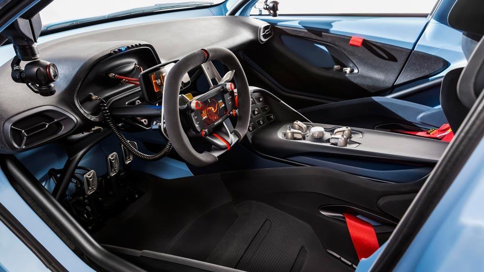 Hyundai RN30 Concept prototipo carreras motorsport competición salon de parís 2016