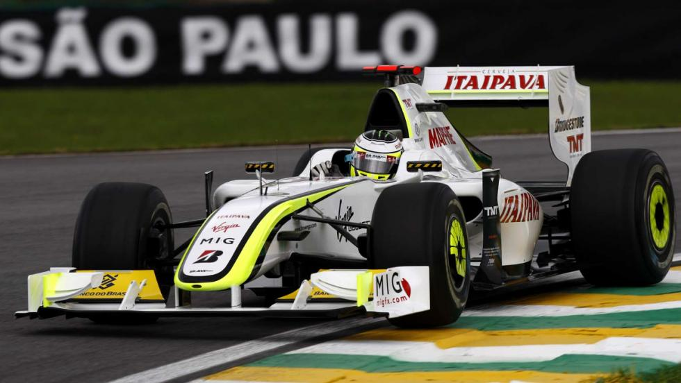 Jenson se proclamó Campeón del Mundo en 2009 a lomos de un sorprendente Brawn 001
