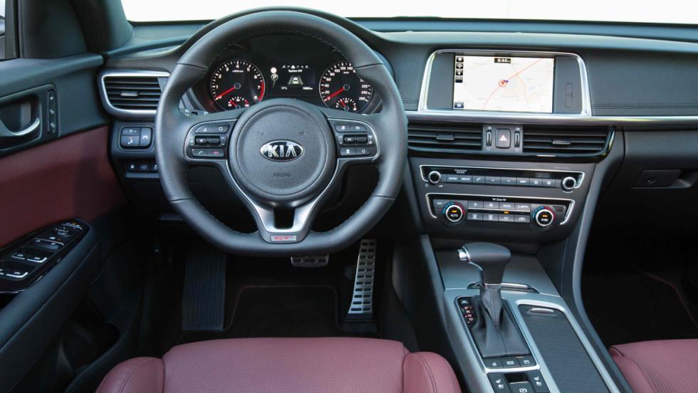 Kia Optima GT (IV)