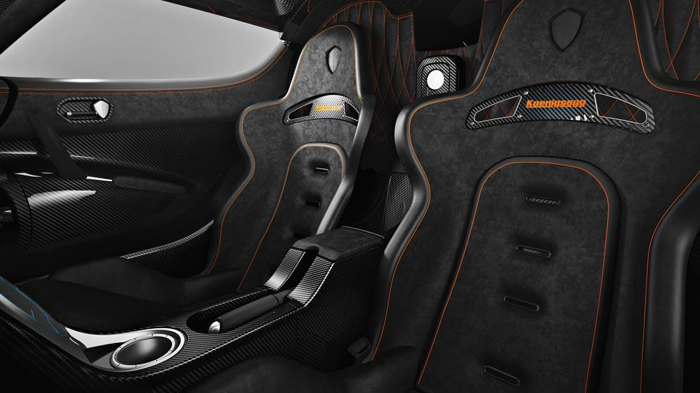 Koenigsegg Agera One superdeportivo lujo megadeportivo hyperdeportivo fibra carbono