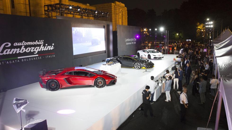 Lamborghini Day Tokio