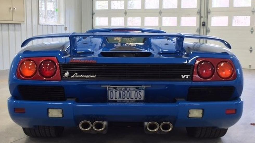 Lamborghini Diablo de Donald Trump