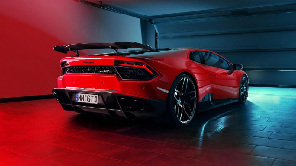 Lamborghini Huracán Novitec (III)