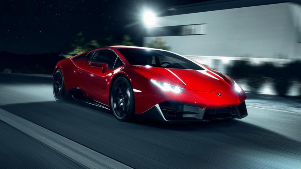 Lamborghini Huracán Novitec (VI)