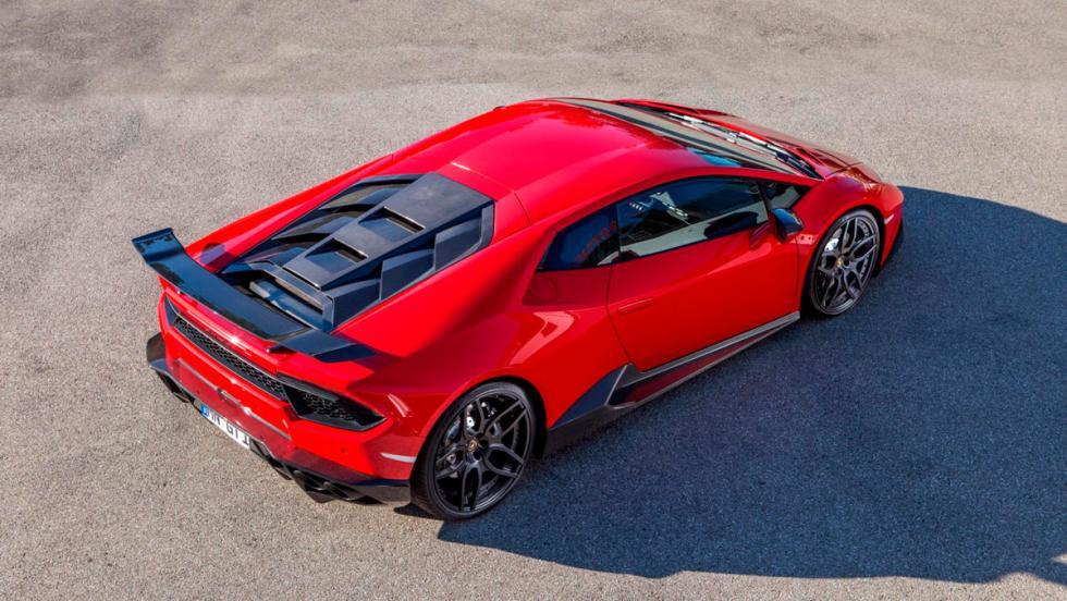 Lamborghini Huracán Novitec (VII)