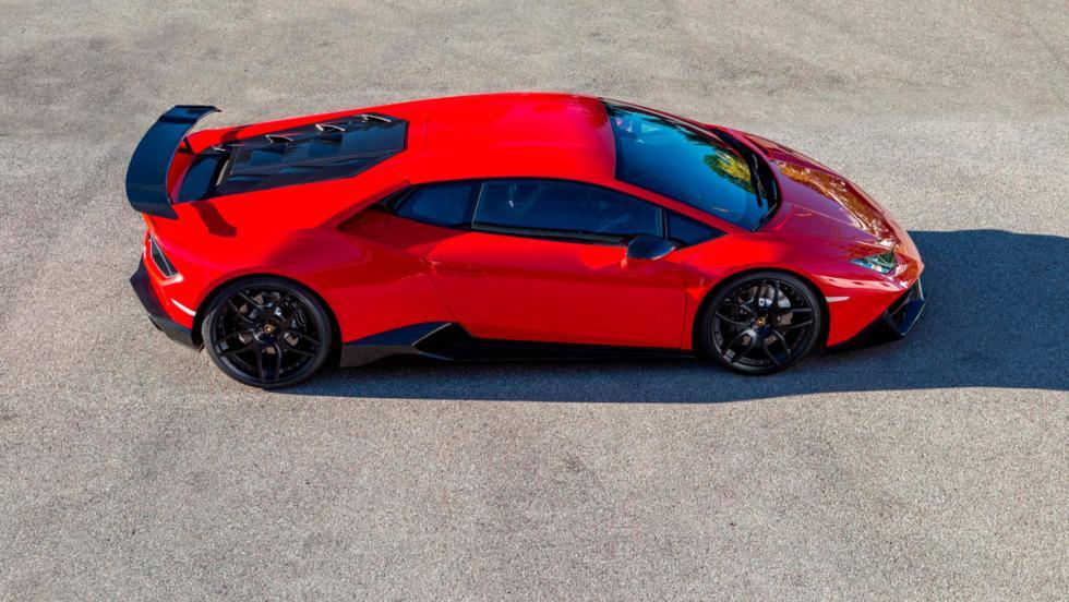 Lamborghini Huracán Novitec (VIII)