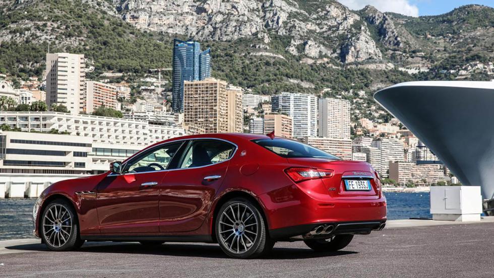 Maserati Ghibli 2016: en fotos