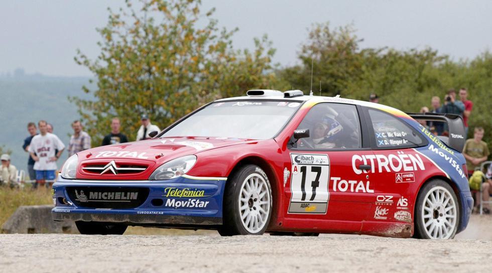 Los mejores coches de Colin McRae - Citroën Xsara WRC